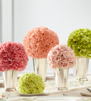 The FTD� Bridesmaid's Garden� Centerpiece