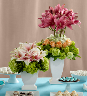 The FTD® Life\'s Sweetness™ Centerpiece