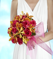 The FTD® Brilliant Shades of Love™ Bouquet