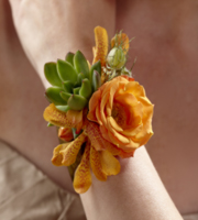 The FTD® Irresistible Love™  Wrist Corsage