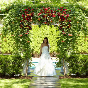 The FTD� Arbor of Love� Archway