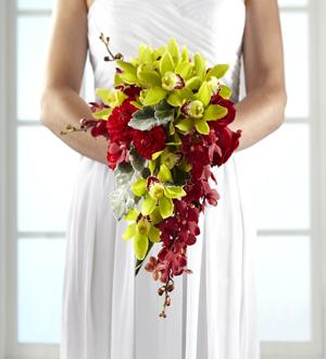 The FTD® Elegant Orchid Bouquet
