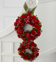 The FTD� Love's Eternity� Pew Arrangement