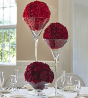 The FTD® Our Special Vows™ Centerpiece