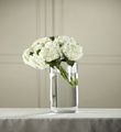 The FTD® White Hydrangea Hand-Tied Bouquet