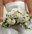 The FTD� White on White� Bouquet