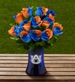 The FTD® Auburn University® Tigers® Rose Bouquet - 12 Stems