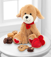 Mrs. Fields� Valentine's Puppy
