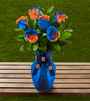 The FTD® Auburn University® Tigers™ Rose Bouquet - 6 Stems