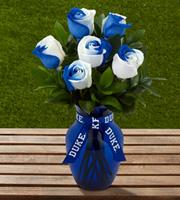The FTD� Duke University� Blue Devils� Rose Bouquet - 6 Stems