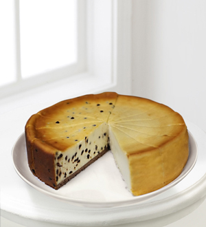 Eli\'s Cheesecake Plain and Chocolate Chip - 9 inch