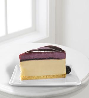 Eli\'s Cheesecake Blackberry Sour Cream - 9 inch