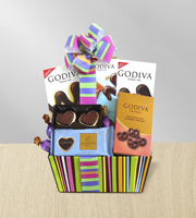 Godiva Rainbow of Treats
