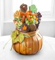 Autumn Eats & Treats Gourmet Gift Basket