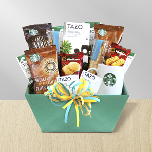 Starbucks® & Tazo Gift for Mom
