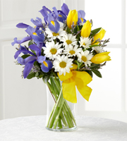 The FTD® Sunshine Style™ Bouquet by BHG®