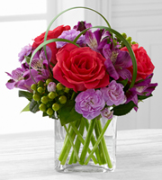 The FTD® Be Bold™ Bouquet by Better Homes and Gardens® - VASE INCLUDED