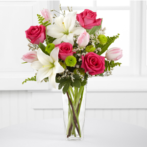 The FTD® Floral Expressions™ Bouquet by BHG®