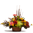 ​Harvest Basket by Community Florist