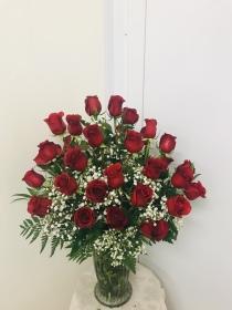 You Captured My Love Three Dozen Roses