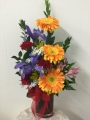 Festive Colors Bouquet
