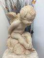 Stone Garden Cherub Angel