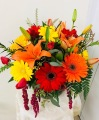 Glowing With Sunshine Bouquet