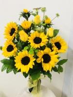 The Sunflower Blast