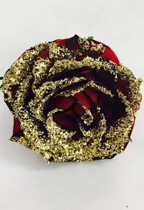 Shimmer Gold Rose