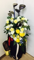 A Golfer's Last Tribute