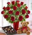 Abundant Love Roses
