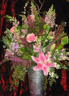 Showy Spring Arrangement
