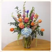 Elegant Mixed Roses