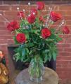 Ramones Bling Roses