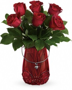 TELEFLORA\'S YOU ARE CHERISHED BOUQUET
