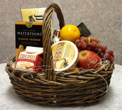 Tasty Treats Fruit & Gourmet Basket