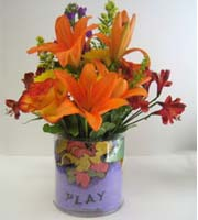Atlanta Flower Market's- Playfully Yours Bouquet