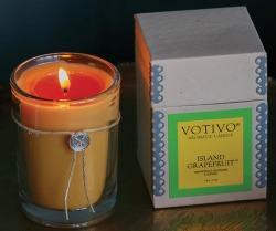 Island Grapefruit Votivo Candle
