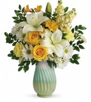 Art of Spring Vase