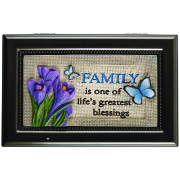 Family Blessings New Dimensions Music Box