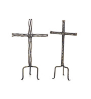 Cross on Stand