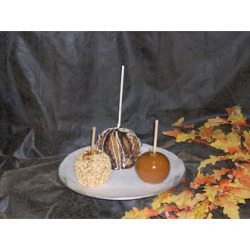 Hand Dipped Caramel Apple
