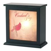 Cardinal Song Nitelight Box