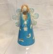 Blue Angel Tealight Holder