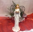 Christmas Choir Angel with Songbook