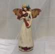 Rustic Angel with Cross