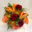 Simply Wonder-FALL Pumpkin Arrangement