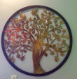 Decorative Metal Wall Art- Tree of Life