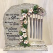 The Best Things in Life Plaque-Chime