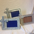 Decorative Cross Picture Frame
